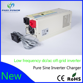 1000W~6000W Output Power and Single Output Type 12v 220v pure sine wave 1500w inverter