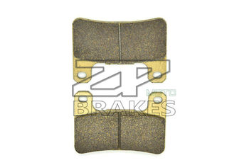 Brake Pads For KAWASAKI Z1000 ZR 1000 DAF 2010-2013 Front OEM New ZPMOTO