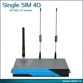 Mini 3g 4g wifi router ile sim kart yuvası (Model: H820t-F4)