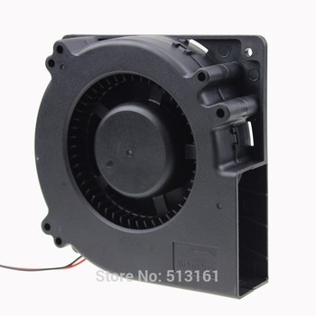 2 Parça 120X120X32mm 12 cm PC Kasa 0.5A Topu Radyal 24 V 120mm DC Blower Fan